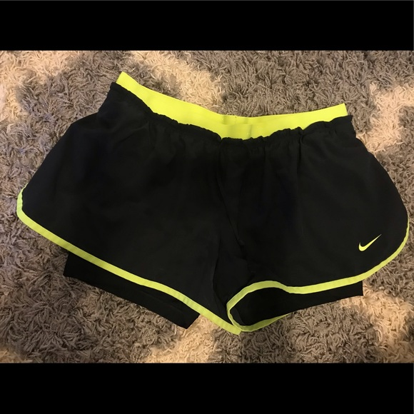Nike Pants - Nike Shorts with Spandex Built In